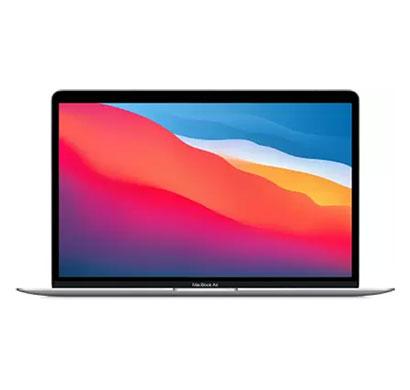 apple macbook air m1 (mgna3hn/a) thin and light laptop (8gb ram/512gb ssd/mac os big sur/13.3 inch screen/1.29 kg),silver