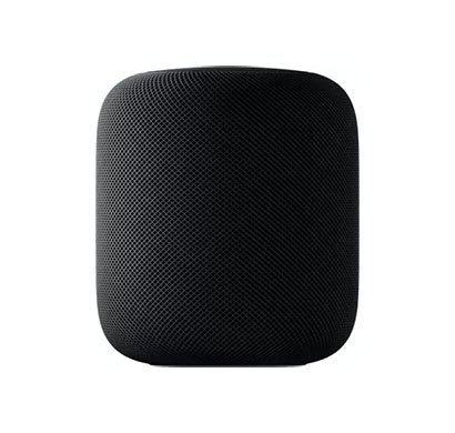apple homepod with siri assistant smart speaker