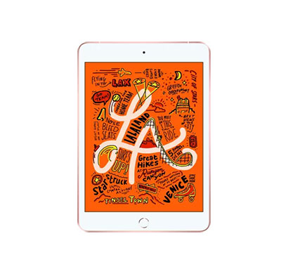 apple ipad mini ( muqy2hn/a) 64gb 7.9 inch with wi-fi only (gold)