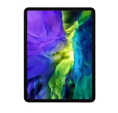 apple ipad pro 2020 mxdf2hn/a (2nd generation/ 6gb ram/ 512gb rom/ 11 inch/ wi-fi only) silver