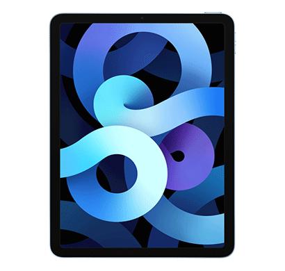 apple ipad air myfy2hn/a (256gb storage/ 4th gen/10.9 inch display/ wi-fi tablet), sky blue