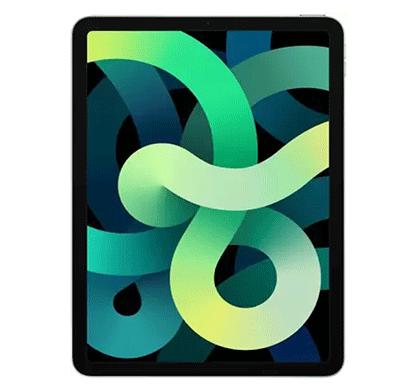 apple ipad air myg02hn/a (256gb storage/ 4th gen/10.9 inch display/ wi-fi tablet), green
