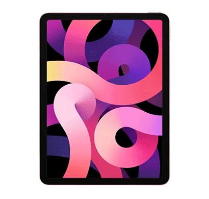apple ipad air myfx2hn/a (256gb storage/ 4th gen/10.9 inch display/ wi-fi tablet), rose gold