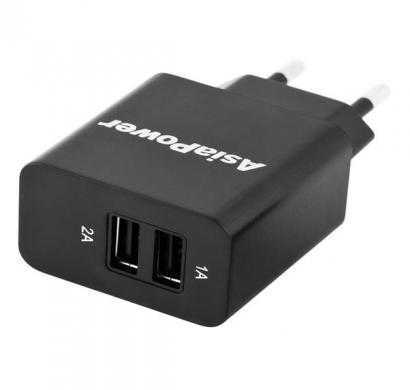 asia power ap-22at battery charger (black)