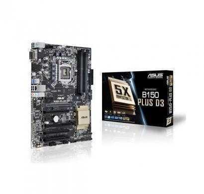 asus b150m plus lga 1151 intel b150 usb 3.0 micro atx motherboard