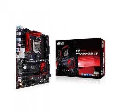 asus motherboard e3 pro gaming v5 exclusive workstation / server & gaming