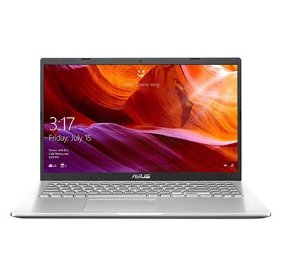 asus vivobook 15 (x509fa-ej341t) laptop (intel core i3-8145u/ 8th gen /4gb ram/1tb hdd/windows 10 home/ 15.6-inch/1.9 kg/1 year international warranty),transparent silver