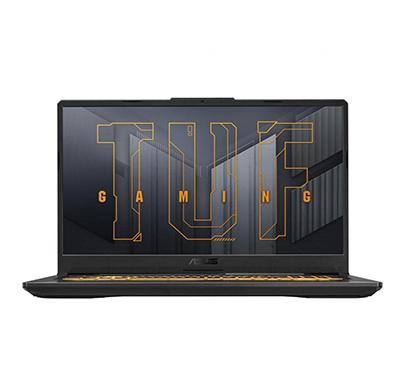 asus tuf f17 fx706he-hx053t laptop (intel core i5-11400h/ 11th gen/ 16gb ram/ 512gb ssd/ windows 10 home/ rtx 3050ti 4gb graphics card/ backlit kb 1 zone rgb/ 17.3 fhd/ 1 year warranty) graphite black
