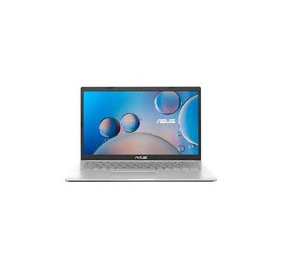 asus vivobook 14 (x415ja-ek085ts) laptop (intel core i5/ 8gb ram/ 1tb hdd/ windows 10 + ms office/ 14 inch screen/ 1 year warranty) silver