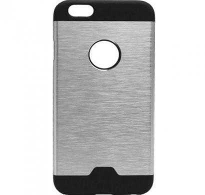 auxio back cover for apple iphone 6 (silver)