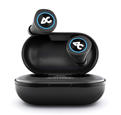 Auxtron AirBolt 505 True Wireless (TWS) Earbuds - Blue + Black