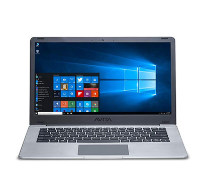 avita pura ns14a6inu541-sggyb laptop (amd ryzen 3-3200u/ 8gb ram/ 256gb ssd/ windows 10 home/ amd radeon vega 3 graphics/ 14 inch) 2 years warranty