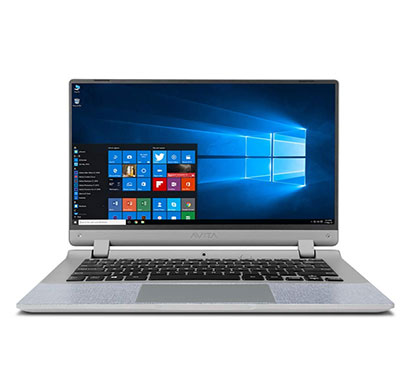 avita essential (ne14a2inc443-mb) laptop (intel celeron n4000/ 4gb ram/ 256gb ssd/ windows 10 home/ 14 inch/ 2 years warranty) space grey