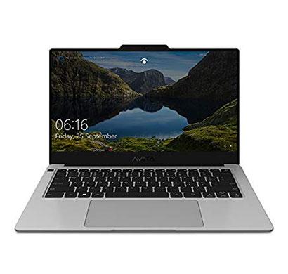 avita liber v14 (ns14a8inr672) laptop (intel core i7-10510u/ 16gb ram/ 1tb ssd/ windows 10 home + ms office (office 365 1 year subscription) / intel graphics/ 14-inch fhd ips/ fpr/ 2 years warranty), silver