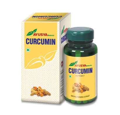 ayusya naturals curcumin plus-best antioxidant (60 caps)