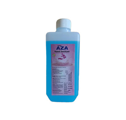 aza hand sanitizer (500 ml)