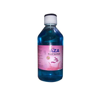 aza hand sanitizer (200 ml)