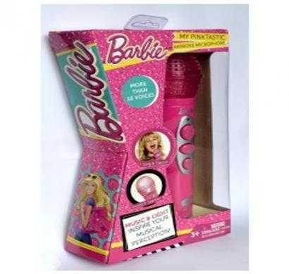 barbie karaoke microphone