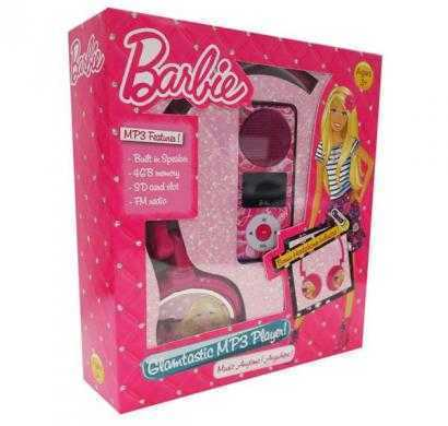 barbie mp3 player & headphone