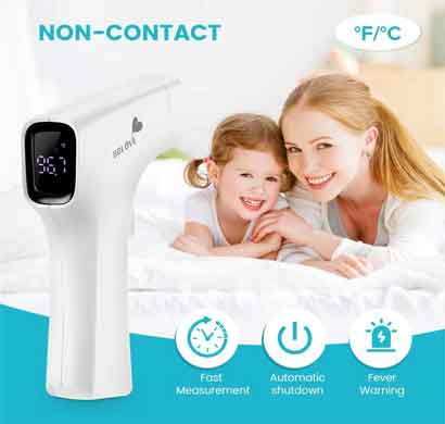 bblove non-contact infrared thermometers (aet r1b1)