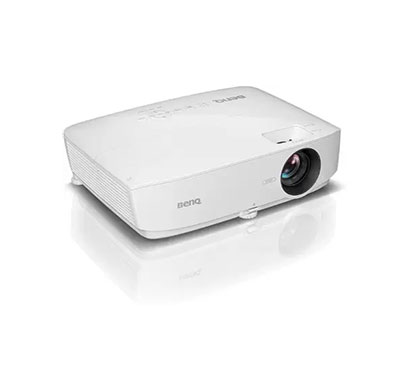 benq ms535p portable projector (white)