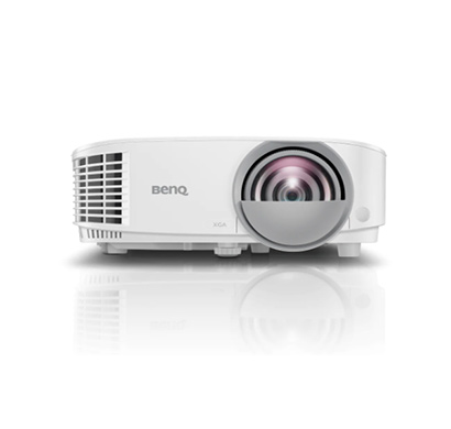 benq mx808pst+ 3500 lumens xga short throw projector
