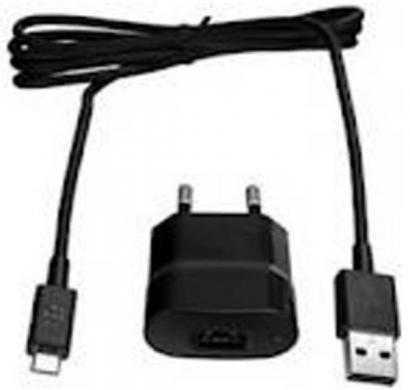 blackberry fixed blade ac micro usb charger (black) buy 1 get 1 free