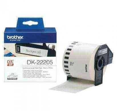 brother dk-22205 62mm *30.48 mtrs continious label