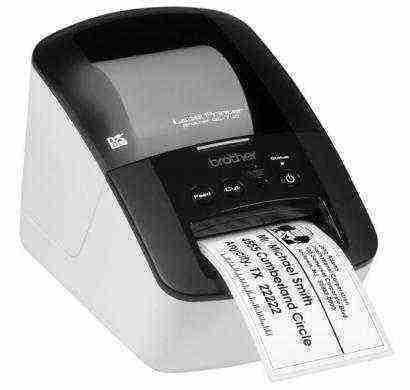 brother thermal label printer ql-700