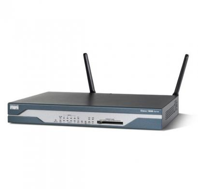 cisco 1801/k9, integrated services router