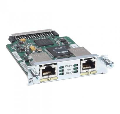 cisco hwic-2fe, 2-port fast ethernet hwic