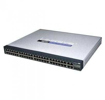 cisco srw248g4; 48-port 10/100+ 4-port giga
