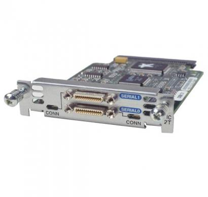 cisco wic-2t; 2-port serial wan card