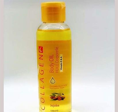 collagen jojoba body oil 120ml