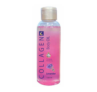 collagen levander body oil 120ml