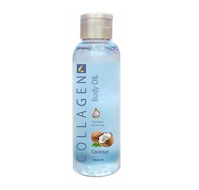 collagen coconut body oil 120ml