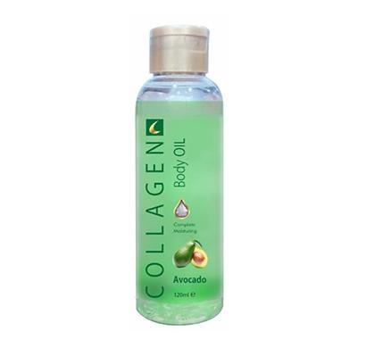 collagen avocado body oil 120ml