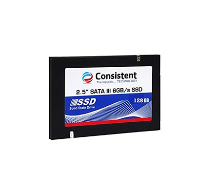 consistent (ctssd128s6) 128gb internal ssd