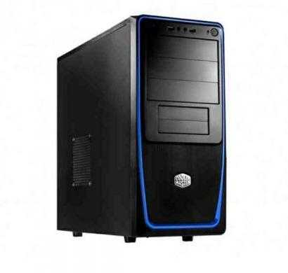 cooler master elite 311 cpu cabinet (blue)