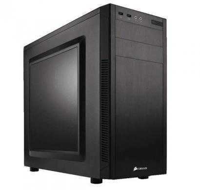 corsair carbide series 100r mid-tower case cabinet casing