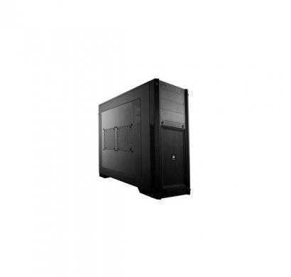 corsair carbide series black 300r mid-tower computer case