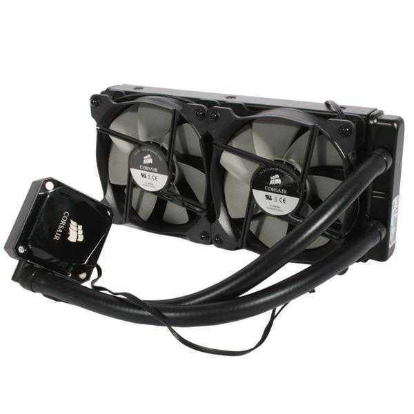 Corsair Hydro Series H100i GTX Extreme Performance Liquid CPU Cooler