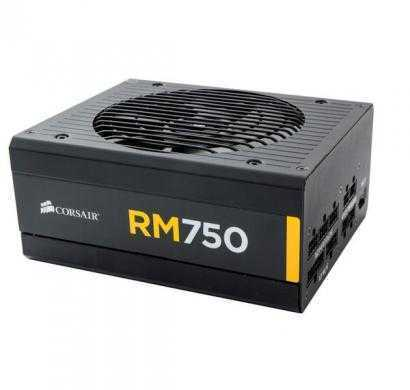corsair rm series rm750 750w atx12v v2.31 and eps 2.92 80 plus gold certified full modular active pf