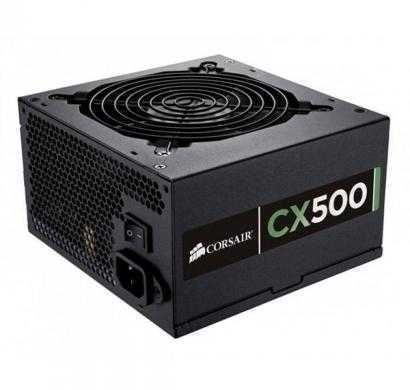 corsair smps cx500 500 watts psu