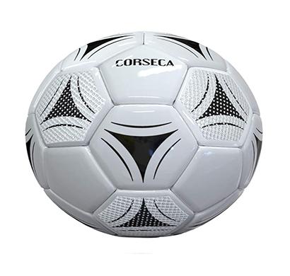 corseca (dmsf32) orb football portable bluetooth wireless sports speaker (10w, white)