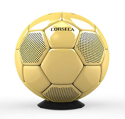 corseca (dmsf01) orb football 20w portable bluetooth wireless sports speaker (multicolour)