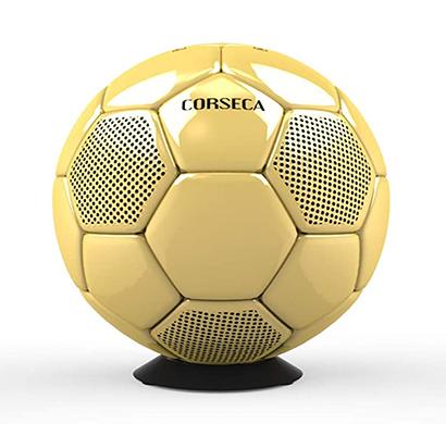 corseca (dmsf01) orb football 20w portable bluetooth wireless sports speaker (multicolour)