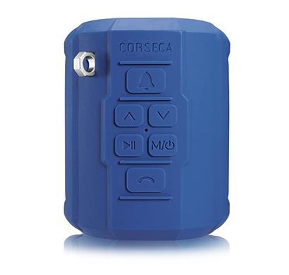 corseca (dms2700) roadie bicycle waterproof, dustproof & shock resistant wireless bluetooth speaker