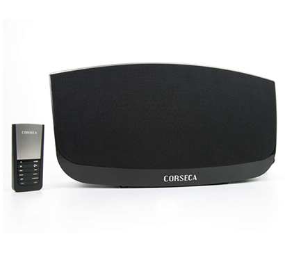 corseca eon (dms8260) 2.1 channel bluetooth speaker (black)