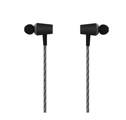 corseca ripple (dmhf42) light comfortable deep bass balanced in-ear headphones with volume control and mic (multicolour)